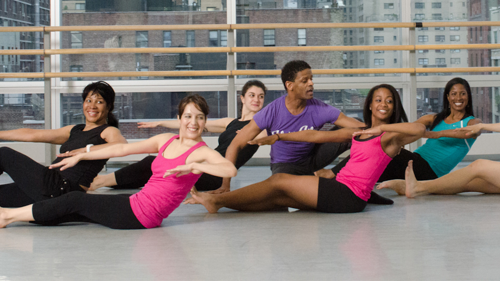 Beginner contemporary ailey extension for Contemporary dance classes nyc