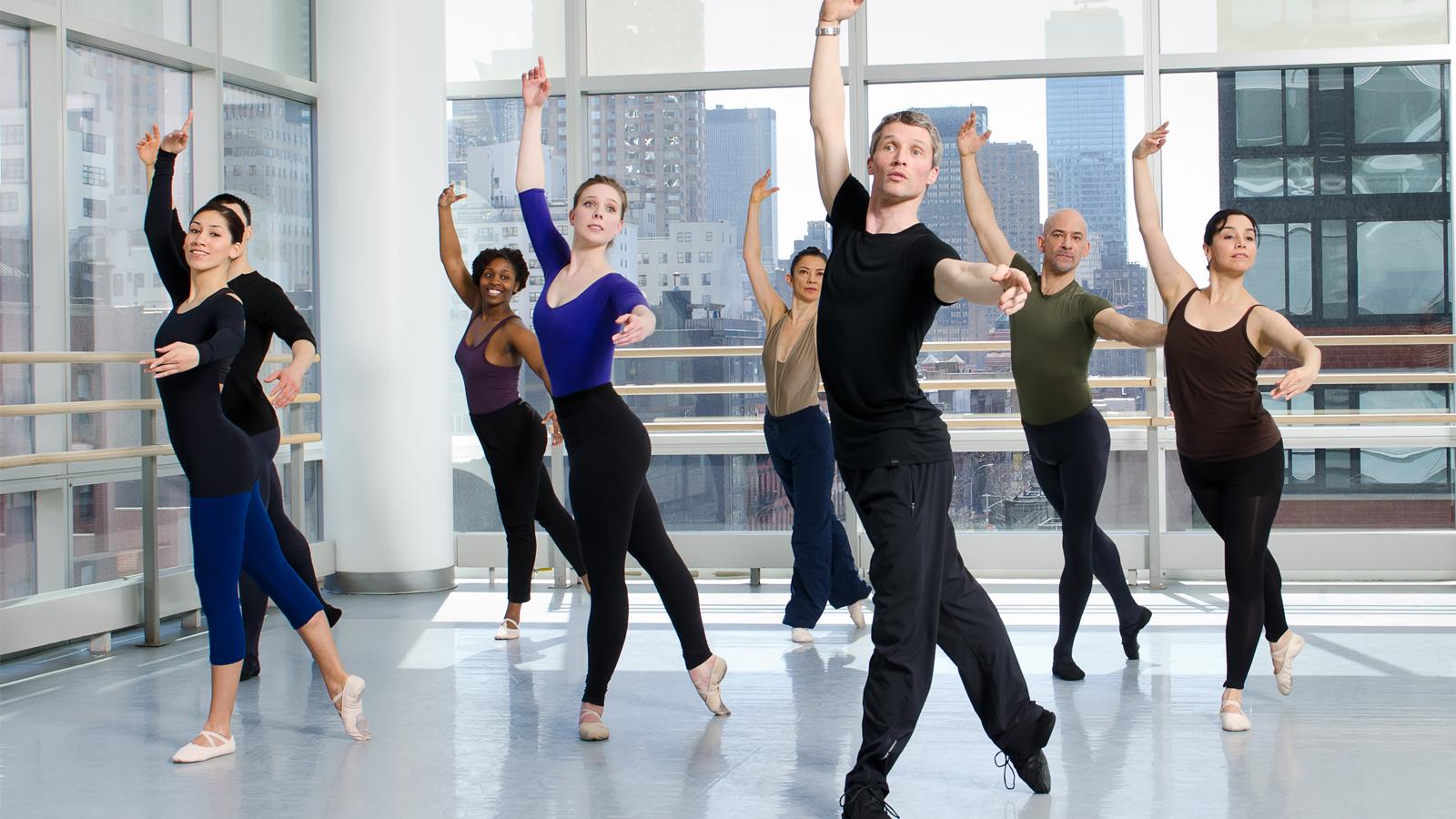 танцевальные классы картинка